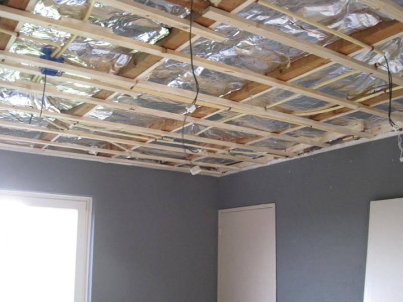 Bekend Plafond afwerken Nuland ZG78
